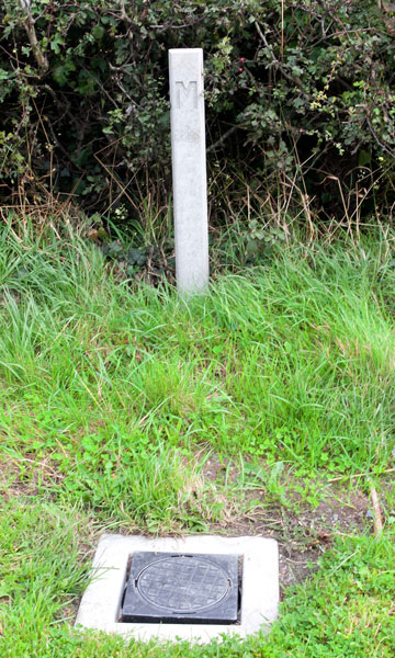 Concrete Route Indicator Posts Uk And Ireland