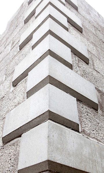 Precast Products - Concrete Quoin Stones Northern Ireland
